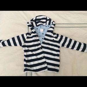 2 Reversible baby bear hoodie bundle